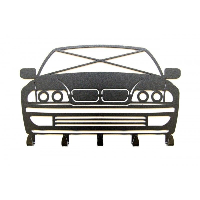 Wieszak na klucze BMW E38 ekstra prezent drift - GRUBYGARAGE - Sklep Tuningowy